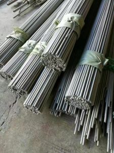High Quality Stainelss Steel Seamless Pipe (TP304, TP321, TP316L) pictures & photos