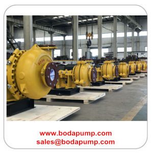 300 M3/H Small Sewage Sand Pumps pictures & photos