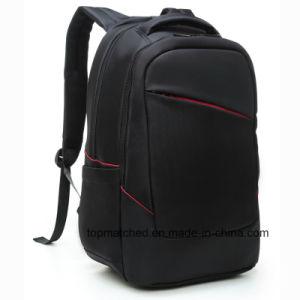 Waterproof Nylon Durable Men′s Business Computer Notebook Messenger Laptop School Backpack Bag pictures & photos