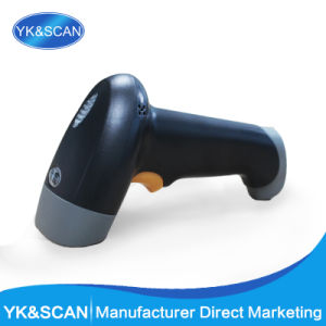 Cheap 1d Portable Barcode Scanner for POS System Supermarket Retail USB Interface pictures & photos