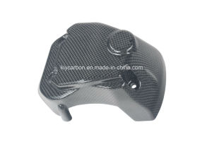 Carbon Fiber Motorcycle Pump Cover for Ducati New Hypermotard pictures & photos