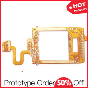 Professional Fr4 Flexible PCB Circuit with Assembly Service pictures & photos