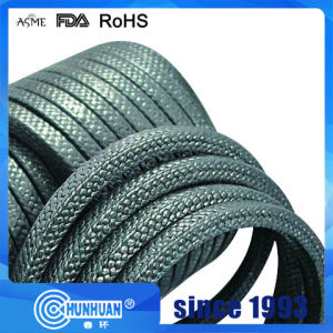 Carbon Fiber With Graphite Braid Glanded Packing Set pictures & photos