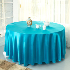 High Quality Hotel Wedding Plastic Round HDPE Table pictures & photos