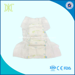 OEM Factory Price Soft Breathable Disposable Baby Diapers pictures & photos
