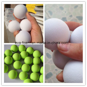 China Supplier High Quality EVA Foam Balls Bouncy Rubber Ball pictures & photos