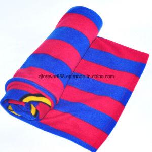 Low Price Portable Car Blanket Sleep Blanket Air Blanket Fleece Blanket pictures & photos