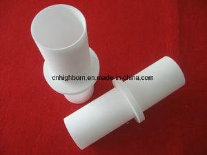 Al2O3 Alumina Ceramic Flange Tube pictures & photos