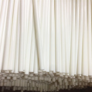 White Polyurethane (PU) Medical Grade Single Lumen Tubing pictures & photos