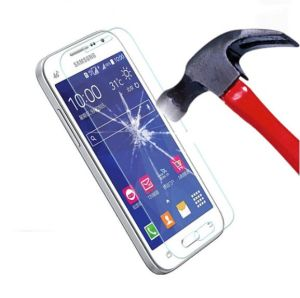 Custom Appearance High Clear Curved HD Anti-Impact Mobile Phone Screen Protector for Samsung G3608 pictures & photos