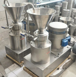 High Quality Stainless Steel Sesame Paste Mill pictures & photos