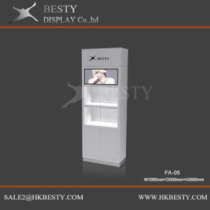 Jewelry Watch Display Wall Cabniet with LED Light pictures & photos