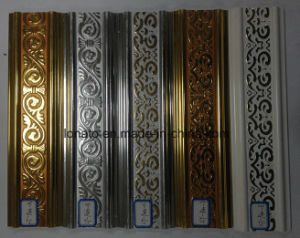 Hot Sell PVC Wall Panel Cornice for Interior Home Decoration pictures & photos