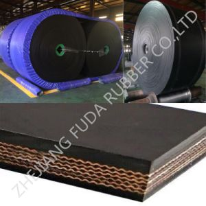 Rubber Belt Use for Mine, Cement, Sand, Stone pictures & photos