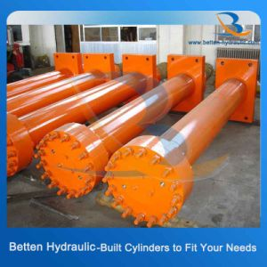 100 Ton Heavy Duty Hydraulic Cylinder for Construction Vehicles pictures & photos