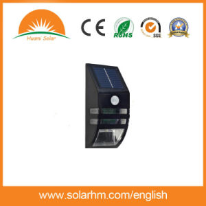 (HM-0505C-1) Mini LED Solar Street Light for Home Use pictures & photos