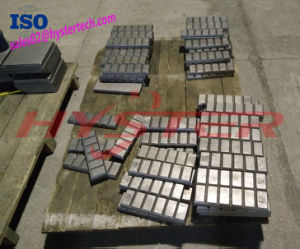 ASTM A532 Domite Chocky Blocks for Bucket Wear Protection pictures & photos