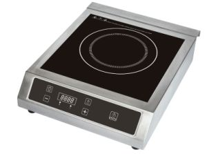 Knob Control High Power Commercial Induction Cooker pictures & photos