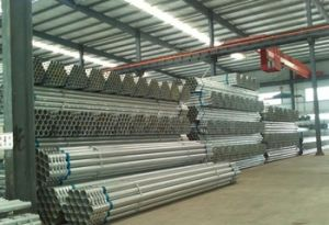 Hot Sale Galvanized Steel Tube pictures & photos