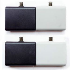 Hot Item Universal Disposable Charger 1200mAh Tail Charger for iPhone & Android pictures & photos