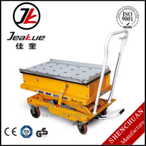 Jeakue Brand Movable Electric Lift Table pictures & photos