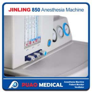 Multifunctional Names of Anesthesia Machine Hospital Equipment (JINLING-850) pictures & photos