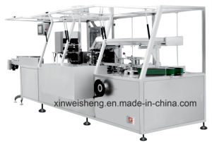 Zhj-200b Horizontal Automatic Cartoning Machine for Pharmaceutical