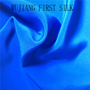 100% Mulberry Silk Paj Fabric for Wedding Dress pictures & photos