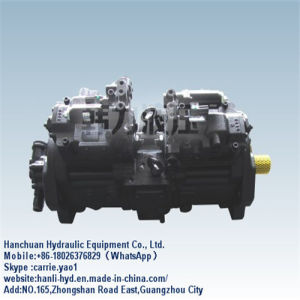 (K3V112) China Supply Hydraulic Engine Piston Pump for Sk350-6e Excavator pictures & photos