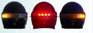 Smart Helmet Light Battery Type Wireless Turning Light Wireless Braking Light pictures & photos