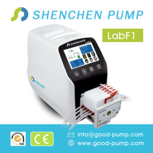 Laboratory Dispensing Dosing Peristaltic Pump with Different Tubing Size pictures & photos