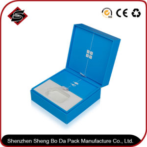 Customized Logo Dumb Film Gift Paper Printing Box pictures & photos