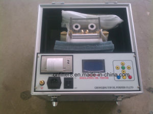 Online Transformer Oil Bdv Analysis Device (IIJ-II-100) pictures & photos