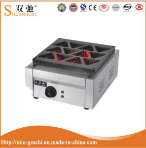 Mini Electric Cake Maker Waffle Machine Factory From China Sc-SD9 pictures & photos