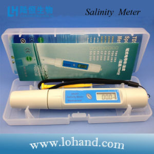 Pocket Size Water Salinity Meter Instruments SA-287 pictures & photos
