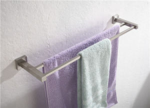Stainless Steel Towel Rail Bathroom Accessories Towel Bar (2613) pictures & photos