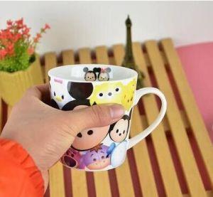Ceramic Cheap Bulk Original Design Colored Tea Cups, Black Cheap Tea Cups pictures & photos