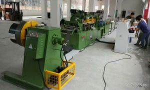Electric Cut to Length Line - Two Cutter and Two V Notch Ctl pictures & photos