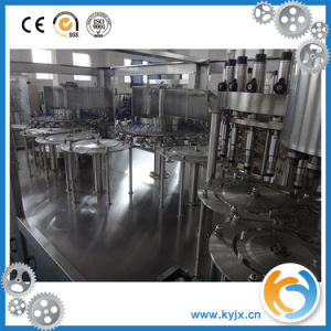 Automatic Soda Water Filling Machine Price (DGF16-12-6) pictures & photos