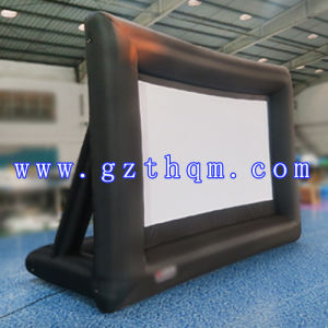 Classic High Quality Outdoor Inflatable Advertising Screen/Advertisement Inflatable Movie Theater Screen pictures & photos