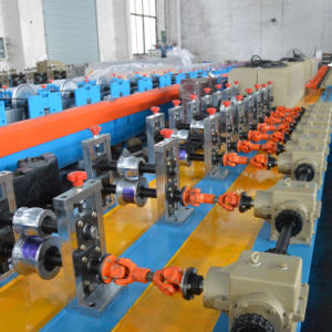 PU Insulated Roller Shutter Roll Forming Machine pictures & photos