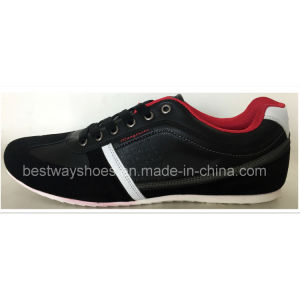 Sneaker Comfortable Shoe Casual Fabric Shoes for Men pictures & photos