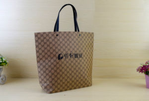 2017 Popular New Style Fashion Shopping Carrier Paper Gift Bag pictures & photos
