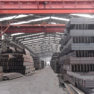 H Section Steel H Beam for Building Material pictures & photos