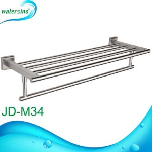 Jd-M34 Towel Holder Stainless Steel 304 Bathroom Accessories pictures & photos