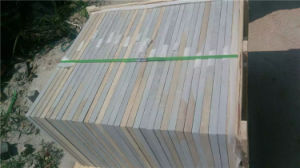 China Sandstone Paving Cheap Natural Wooden Yellow Sandstone pictures & photos