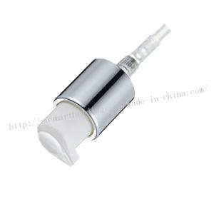 24415 Aluminium Silver Cream Spray Pump with PP Cap pictures & photos