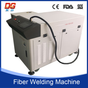 High Efficiency 600W Optical Fiber Transmission Laser Welding Machine pictures & photos