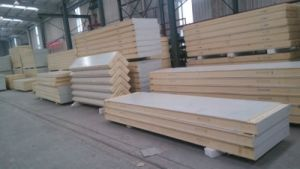 Ce Certificated High Quality PU Sanwich Panel pictures & photos
