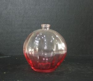 Design Your Own Galss Round Perfume Bottle pictures & photos